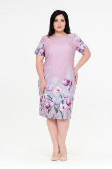 """Платье """"Джевел"""" Intikoma (Розовый)"""