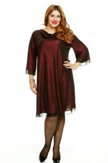 Платье 463 Luxury Plus (Лаксми вишня)