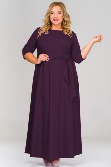 Платье 1518404 ЛаТэ (Бургунди)