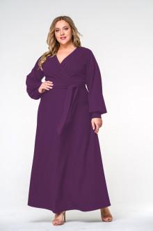 Платье 1416805 ЛаТэ (Бургунди)