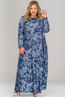 Платье 1518001 ЛаТэ (Мультиколор)