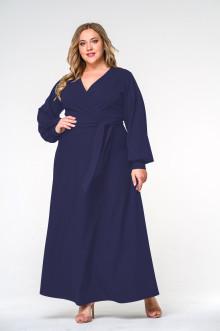 Платье 1416802 ЛаТэ (Синий)