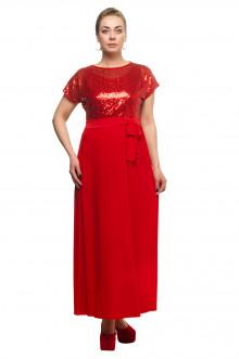 """Платье """"Олси"""" 1705026/4V ОЛСИ (Красный)"""