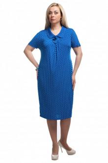 "Платье ""Олси"" 1605028/1 ОЛСИ (Синий)"