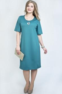 """Платье """"Николь"""" Sparada (Зеленый)"""