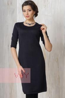 Платье женское 2211 Фемина (Мокрый асфальт)