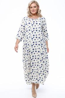 Платье 1741-244 Грация Стиля (Капучино)